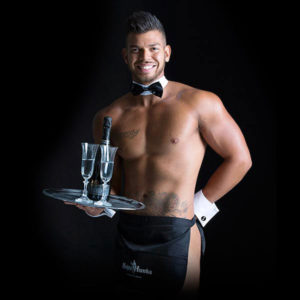 Hens night Packages two helpful hunks