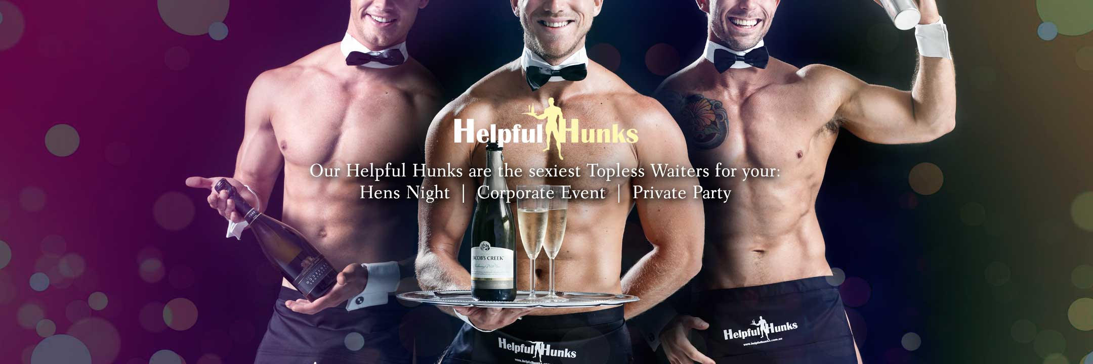 Melbourne Male Strippers ALT1