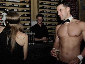 Waiters Topless