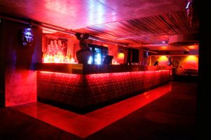 hens night package venue