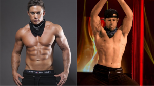 Helpful hunks magic mike stripper