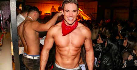 Helpful hunks magic mike stripper will parfitt