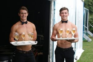 two helpful hunks hens night melbourne