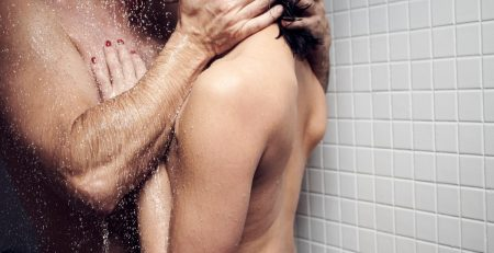 Shower sex is a common fantasy in couples that can bring back their intimacy.